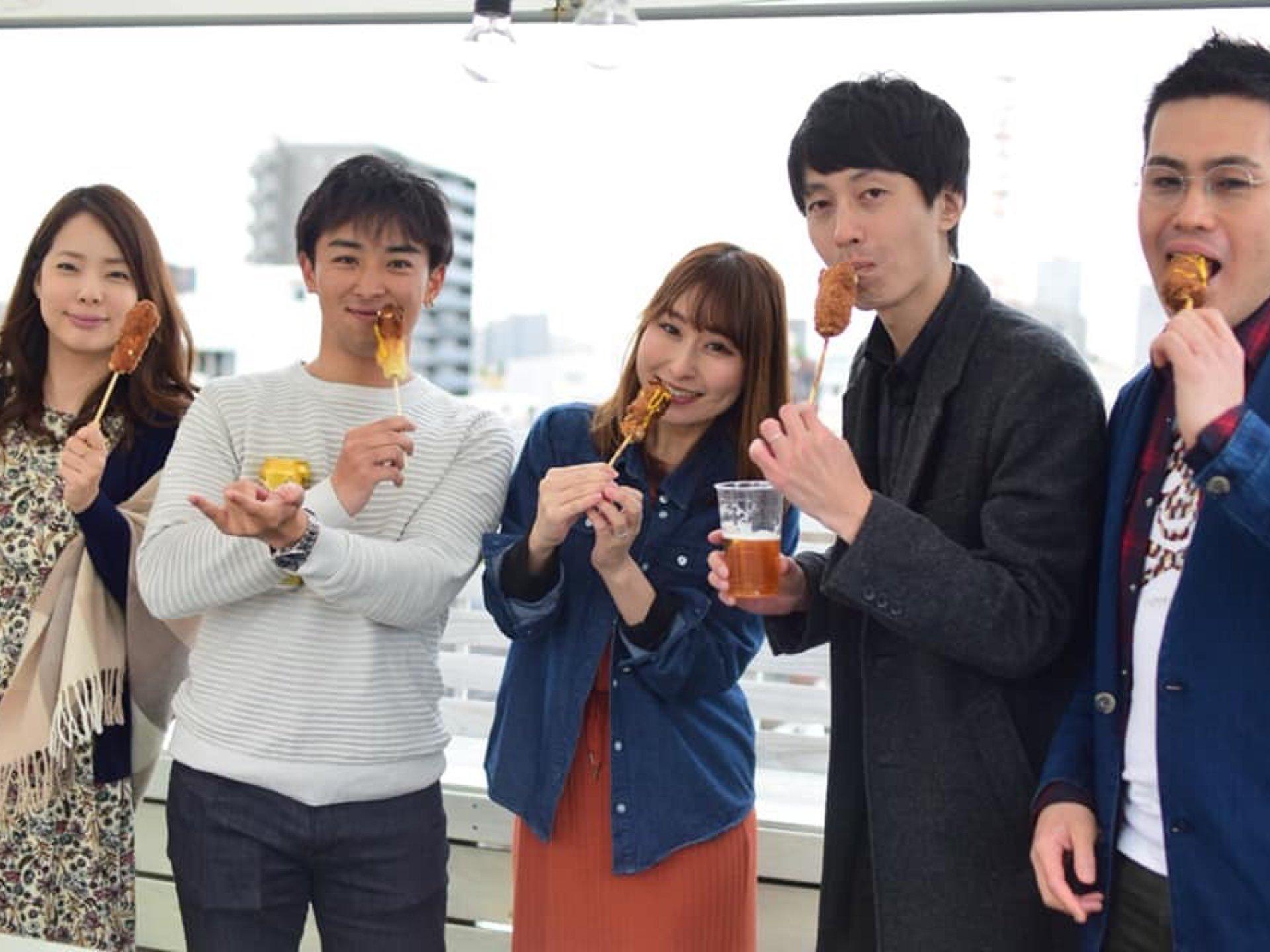 GW初日は、「遊部(アソブ)」でソーセージ作りBBQ♡気になるイベントに参加してみた!