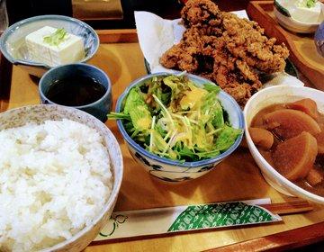 【千種区】唐揚げの大きさ、もはやファミチキ!何を頼んでも美味しい定食屋【食小屋 TANAKA】