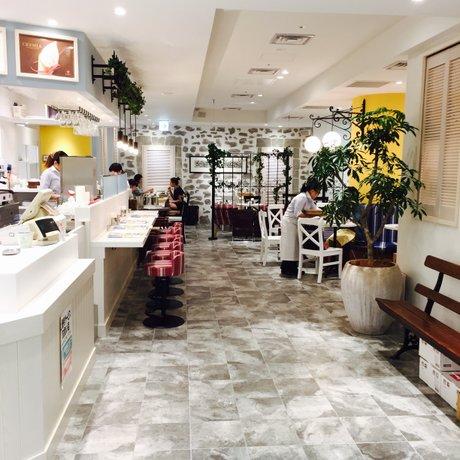 カフェ・ラ・ミル サンシャインシティ店