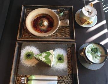 【京都・清水】「インスタで話題!」美しすぎる和カフェメニューが楽しめる天は二年坂にあります♩