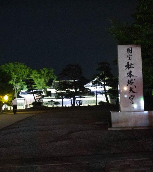 松本城売店