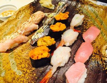 【裏ワザ】行列が出来る高級寿司の食べ放題を並ばずに食べる方法【美登利鮨・梅ケ丘本店】食べ放題3千円