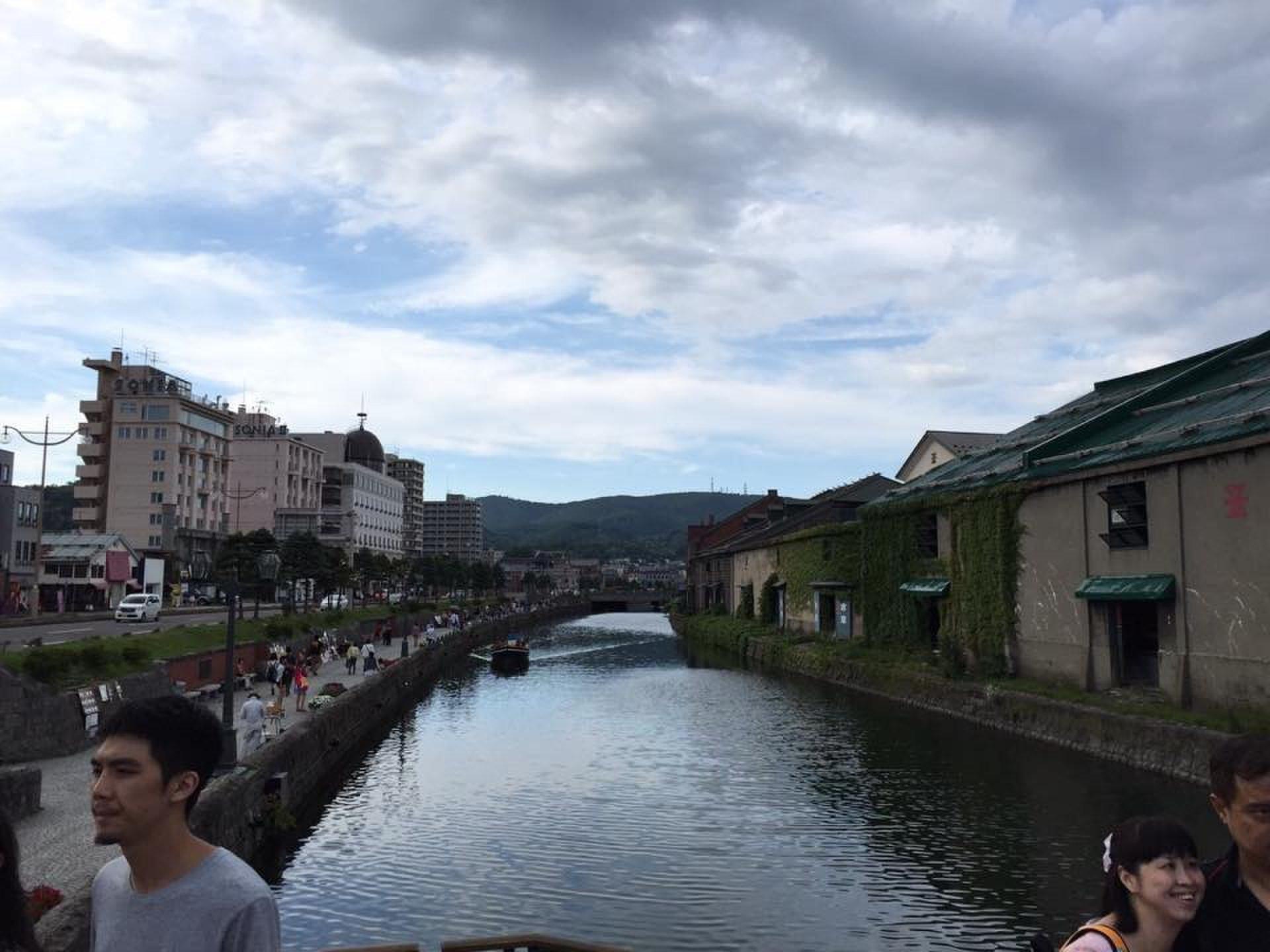 【小樽で観光】街並みの綺麗な小樽でお散歩&手作り体験
