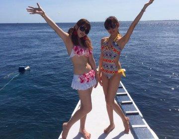 欲張り女子旅【夏❤︎セブ島女子旅観光モデルプラン】〜2日目アイランドホッピング編〜