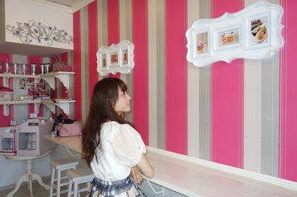 ロンドン カップケーキ 名古屋店