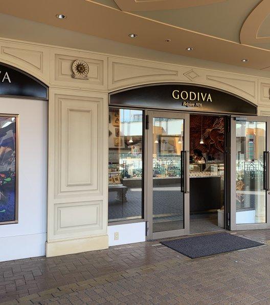 ゴディバ イクスピアリ店