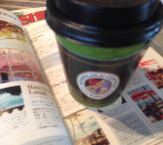 ホノルルコーヒー 表参道店