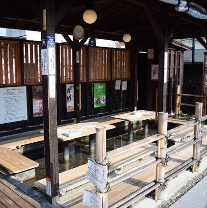 嵐山駅(京福線)