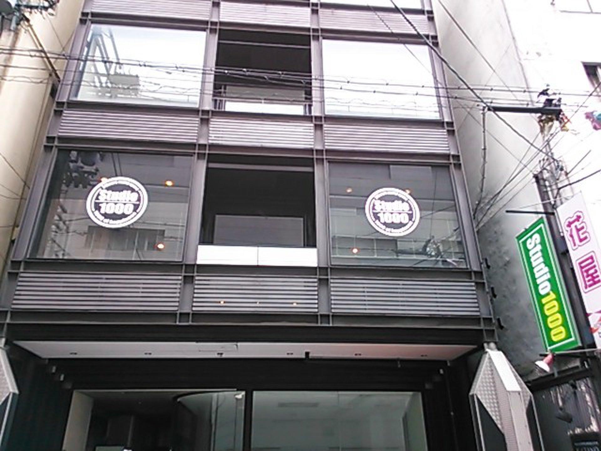 驚きのレンタルスタジ!無人運営??でも納得かも・・・大阪「スタジオ1000」
