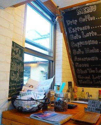 コーヒー スタンド ステアーズ (Coffee Stand Stairs)