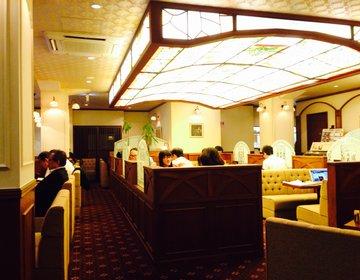 新宿駅チカでWi-Fi・充電ができるおすすめカフェ「珈琲西武」
