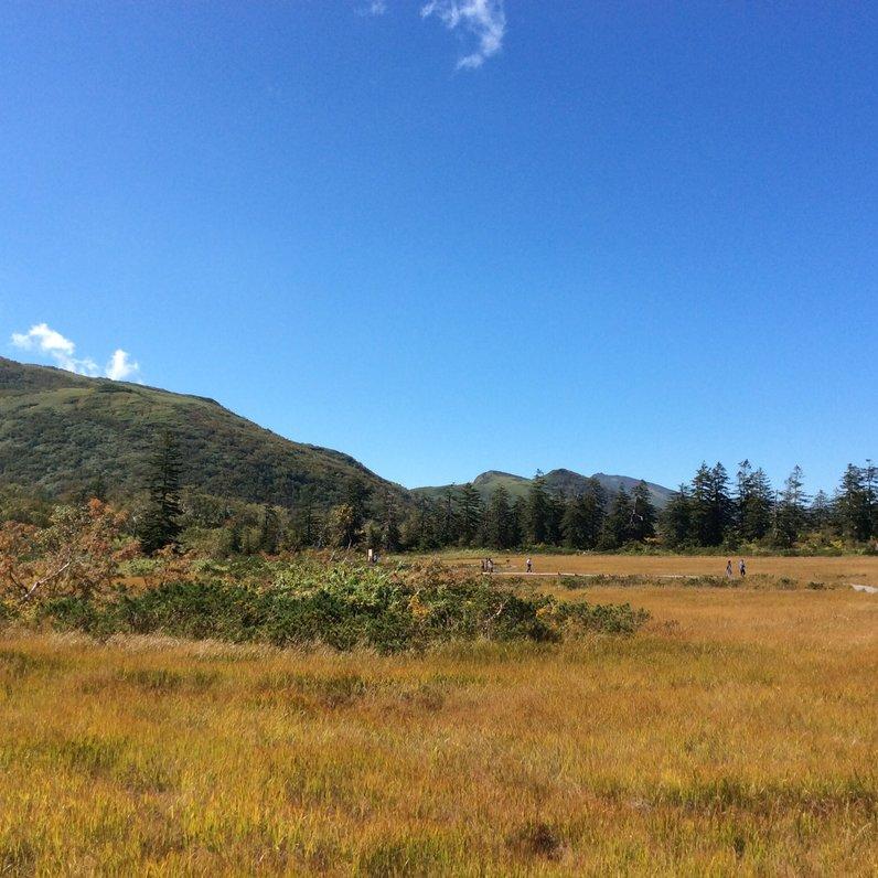 神仙沼自然休養林休憩所