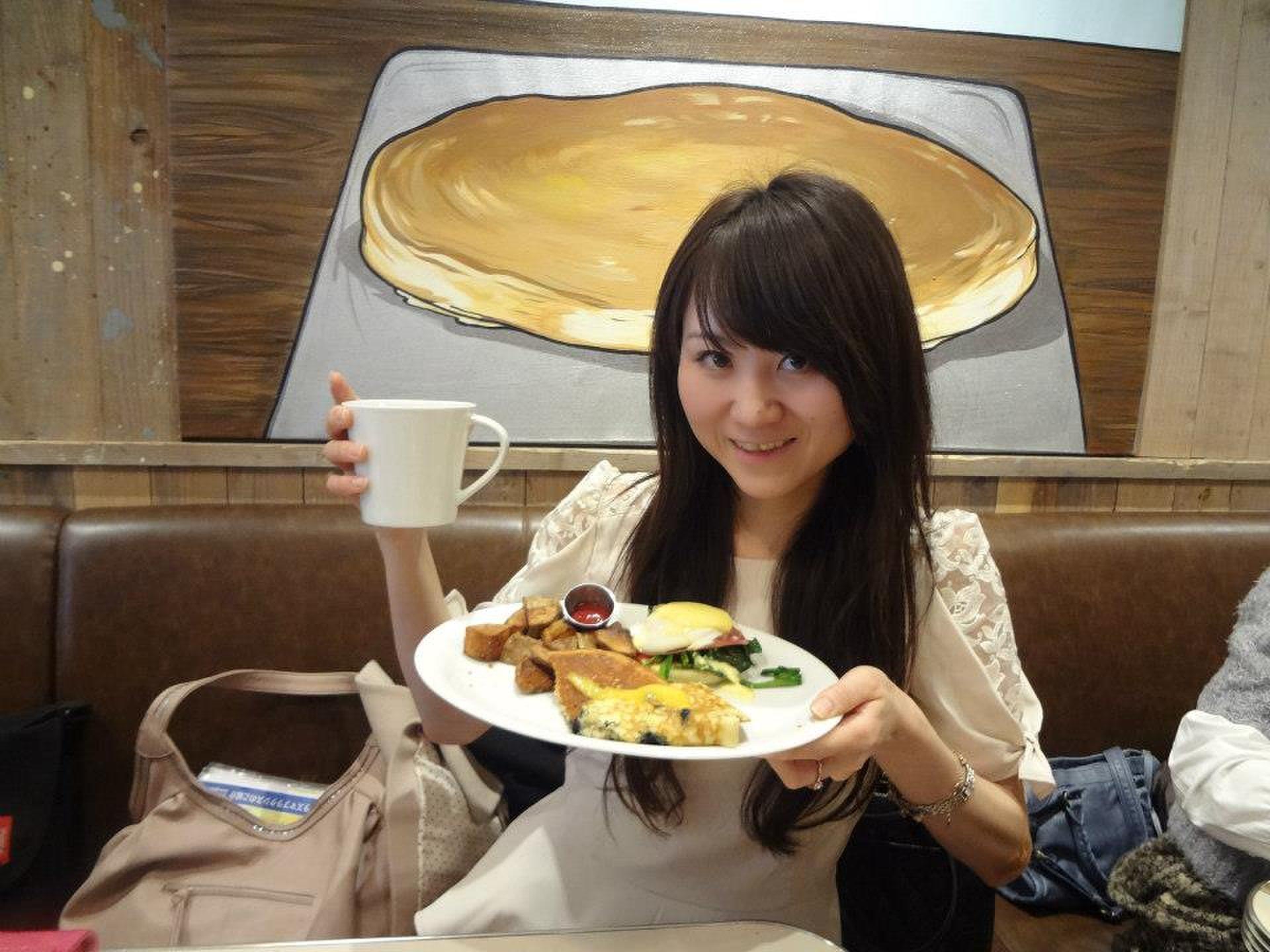 【新宿お散歩コース】2000円以下で楽しめる!スラッピーケークスと新宿御苑コース☆