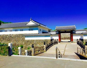 【山形で行きたい】最上氏のかつての居城霞城公園周辺を散策し七日町御殿堰へ。