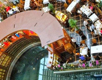 マリーナベイサンズ・シンガポールお勧め土産♡『TWG』高級紅茶店のティーセット