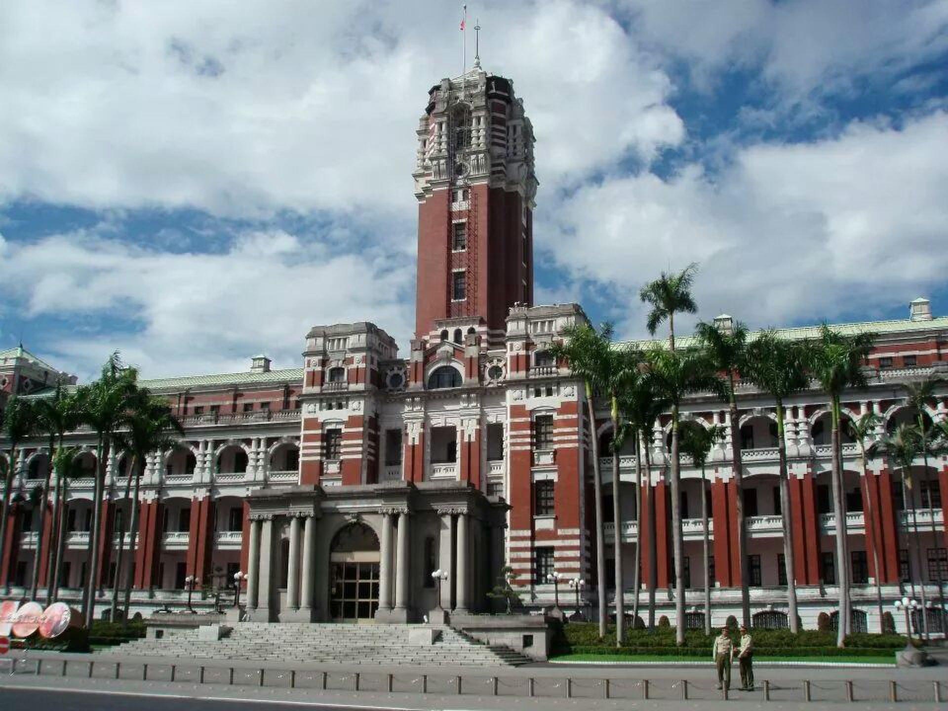 1日で台北の有名な観光地を巡る!台湾総督府→台北101→故宮博物院コース