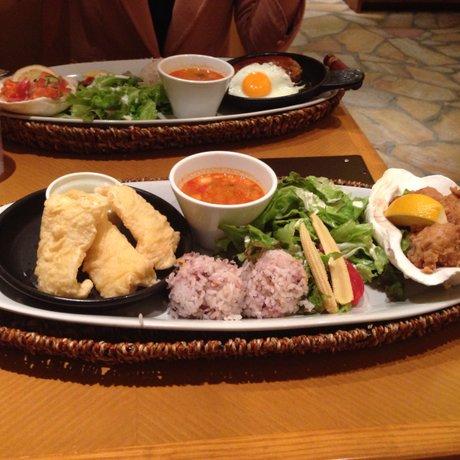モアナキッチンカフェ 新宿タカシマヤタイムズスクエア店