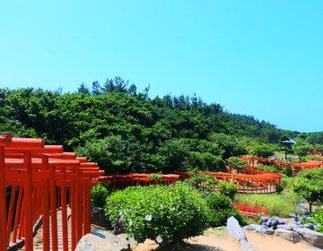 【千本鳥居は京都だけじゃない!】青森にある千本鳥居は想像以上の異世界だった!