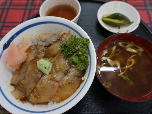 海の駅わんど鯵ヶ沢漁協女性部直売所