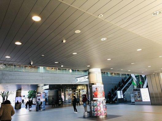 成城学園前駅