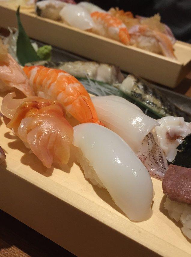 板前寿司 西新宿店