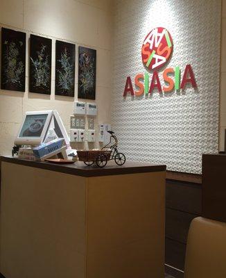 アジアジア 市ヶ谷店
