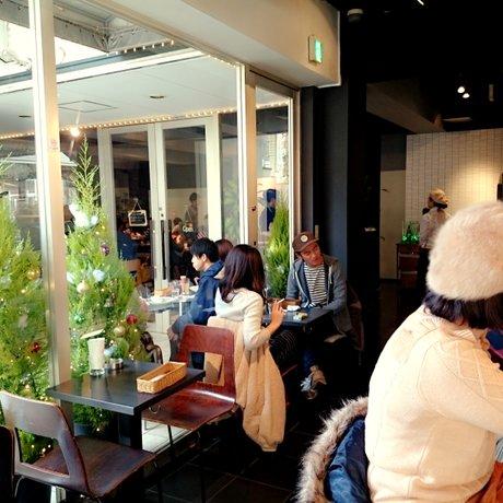 Cafe de 武