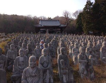 なんだこれ!?山の中に突然現れる世界遺産をぎゅっと集めた〔姫路・太陽公園〕で1日写真を撮りまくる!