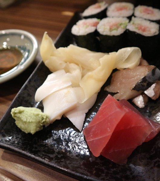 回転寿司 ぱさーる