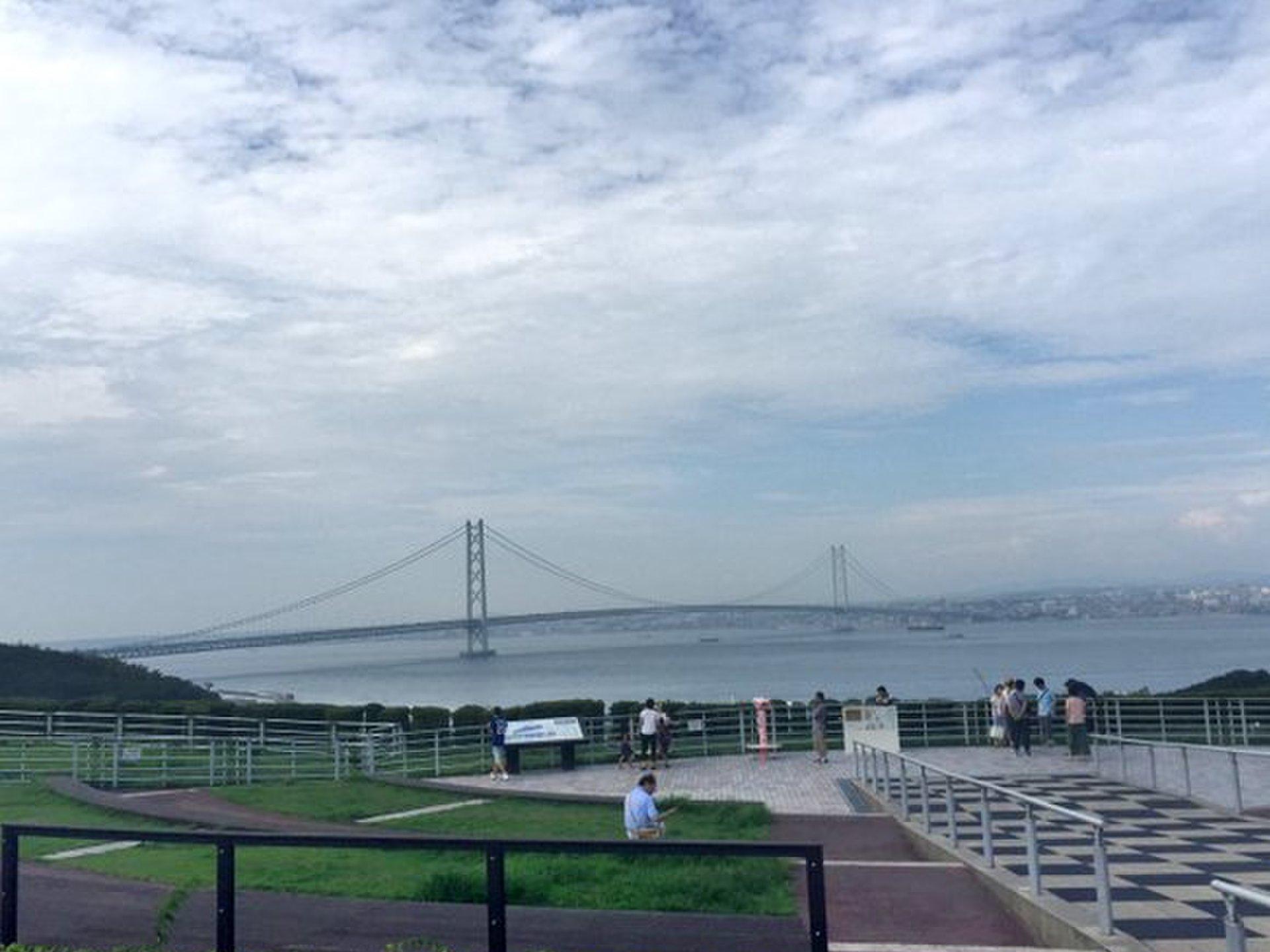 【淡路島】明石海峡大橋を渡って朝ごはんを食べに行こう!最高のプロポーズスポットも教えちゃいます!