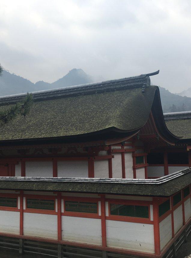 嚴島神社 本殿