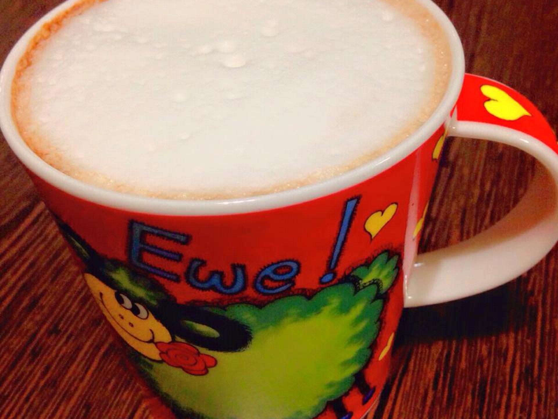 スタバ風! おうちで簡単、ふわふわのフォームミルクの作り方♪