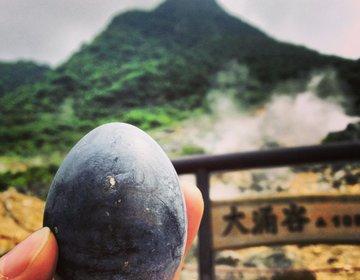 箱根へ温泉旅行!箱根で人気のおすすめ観光スポット3選!