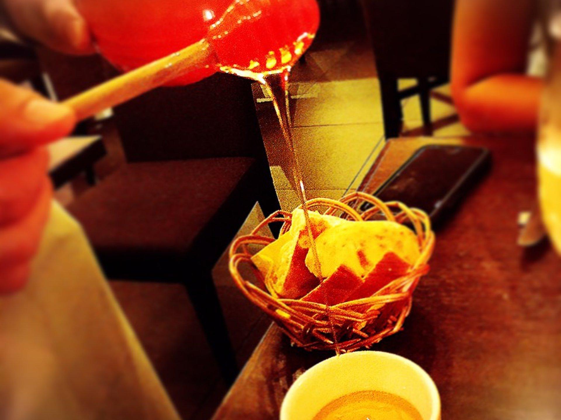 もはや天国♡【蜂蜜に溺れるレストラン】渋谷BEEHOUSEが幸せの極みすぎて行かなきゃダメ!