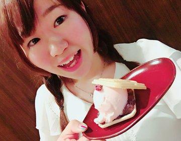 スカイツリービューの甘味処「北斎茶房」ではんなり京都旅気分♡