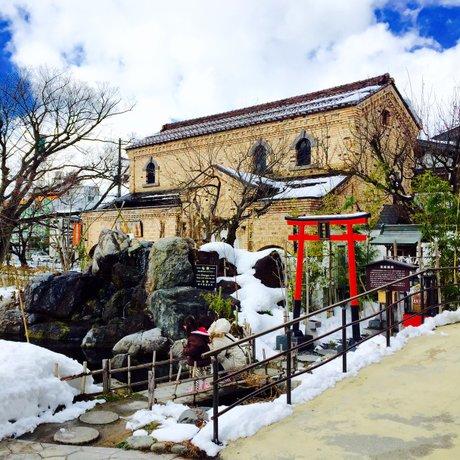 会津葵 シルクロード文明館