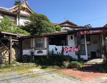 油山方面へのドライブに山小屋風のカフェでホッと一息♡ 【天然酵母パン&キッチンMADOKA】