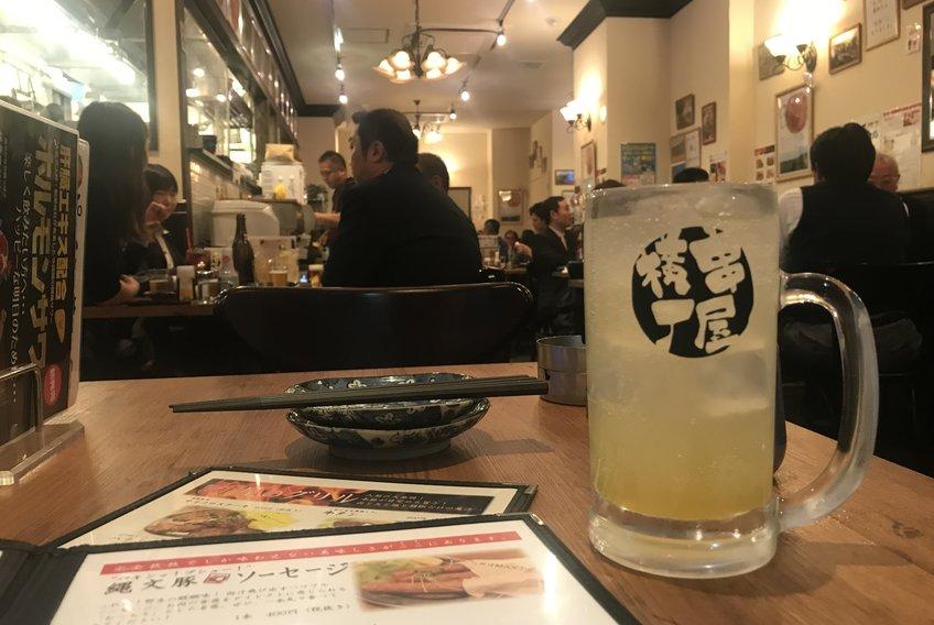 串屋横丁 小伝馬町2号店