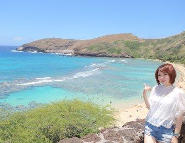 ザバスで行く!ハナウマ湾&ワイキキを楽しむまるっと一日プランです!このままやってほしいです。