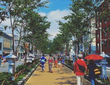 【鎌倉市内をふらり旅】鎌倉の有名観光地周辺を散策した後は材木座海岸の夕日