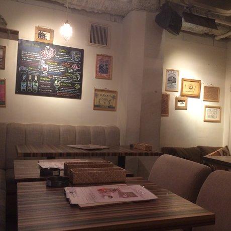 hole hole cafe&diner 渋谷