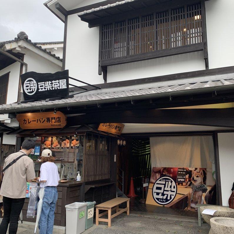倉敷豆柴カフェ