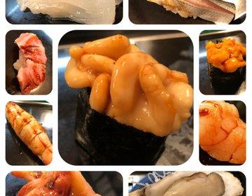【寿司】大将のダジャレ引っ切り無しの面白寿司成増に在り