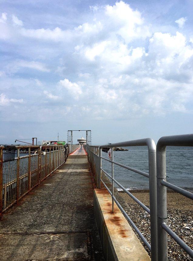 神戸市立須磨海づり公園