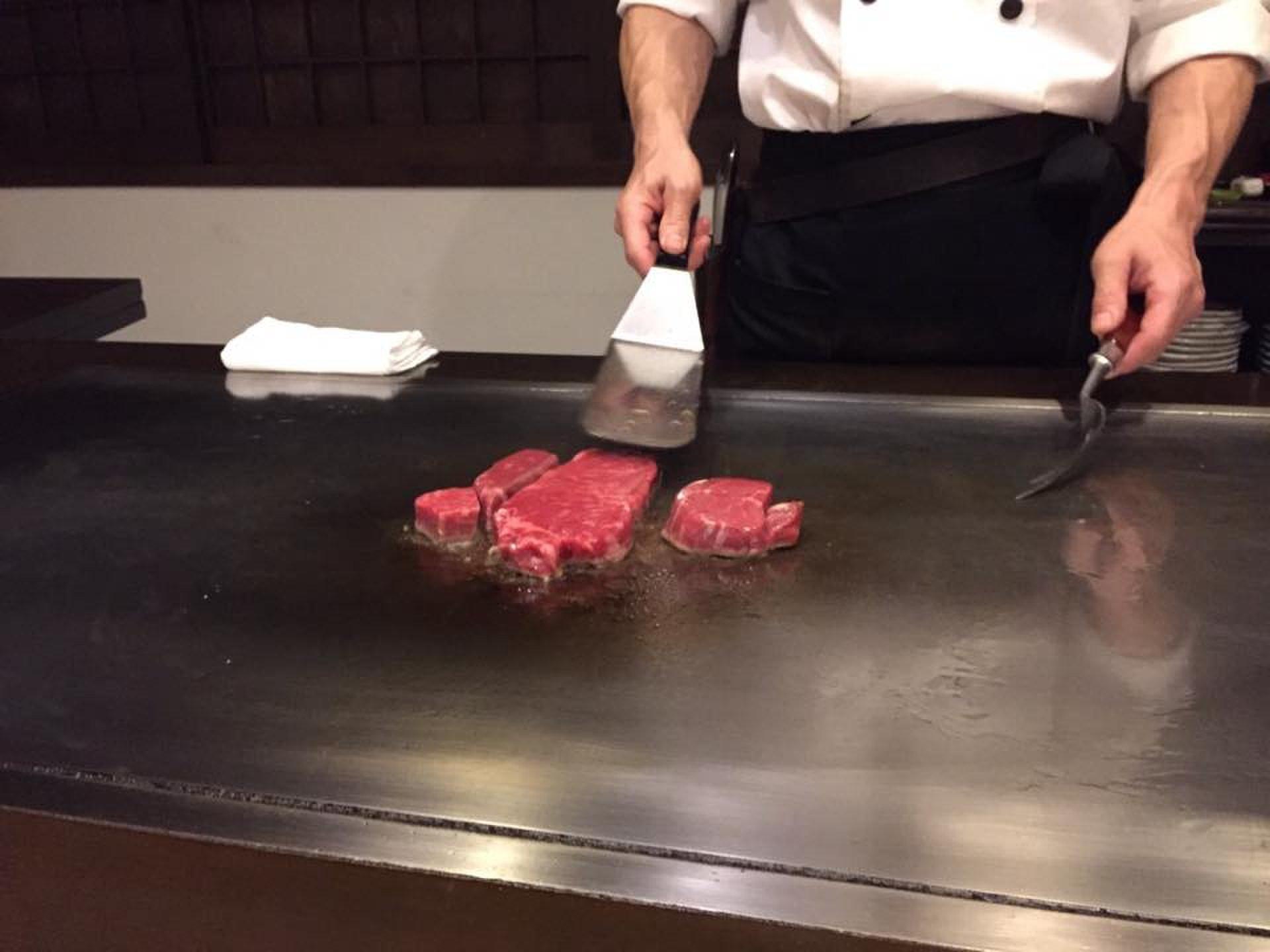 """【群馬・高崎でちょっとした贅沢を】高崎ステーキ""""ぶりっく""""で美味しい鉄板料理"""