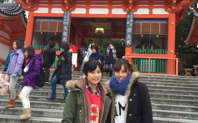 八坂神社 (Yasaka-Jinja Shrine)