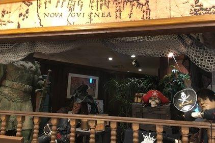 キング・オブ・ザ・パイレーツ アクアシティお台場