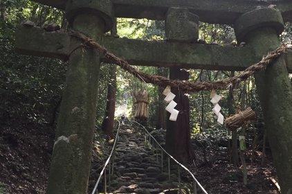 熊野磨崖仏案内所