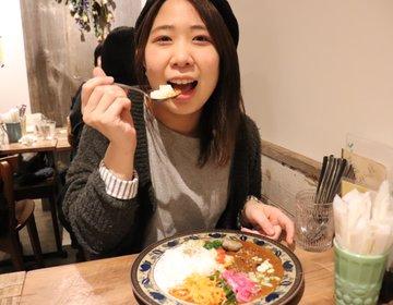 絶対デート向き♡下北沢のおしゃれ度No.1カレー「Mikazuki curry Samurai」