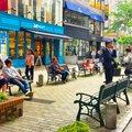 九品仏川緑道 / グリーンストリート